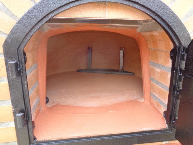 holzbackofen isoliert 120x120cm. Black Bedroom Furniture Sets. Home Design Ideas